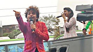 Mantu Chhuria & Diptirekha Live Concert 2020 || Patha Mohatsav 2020 , Hinjlikut || Non-stop Hits