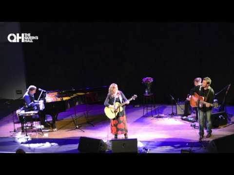 Gretchen Peters - Return of the Grievous Angel - Fri 8 March 2013 - The Queen's Hall, Edinburgh