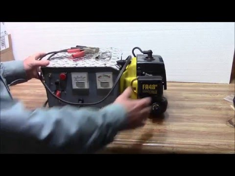 Will A  Volt Car Battery Run A Weed Eater
