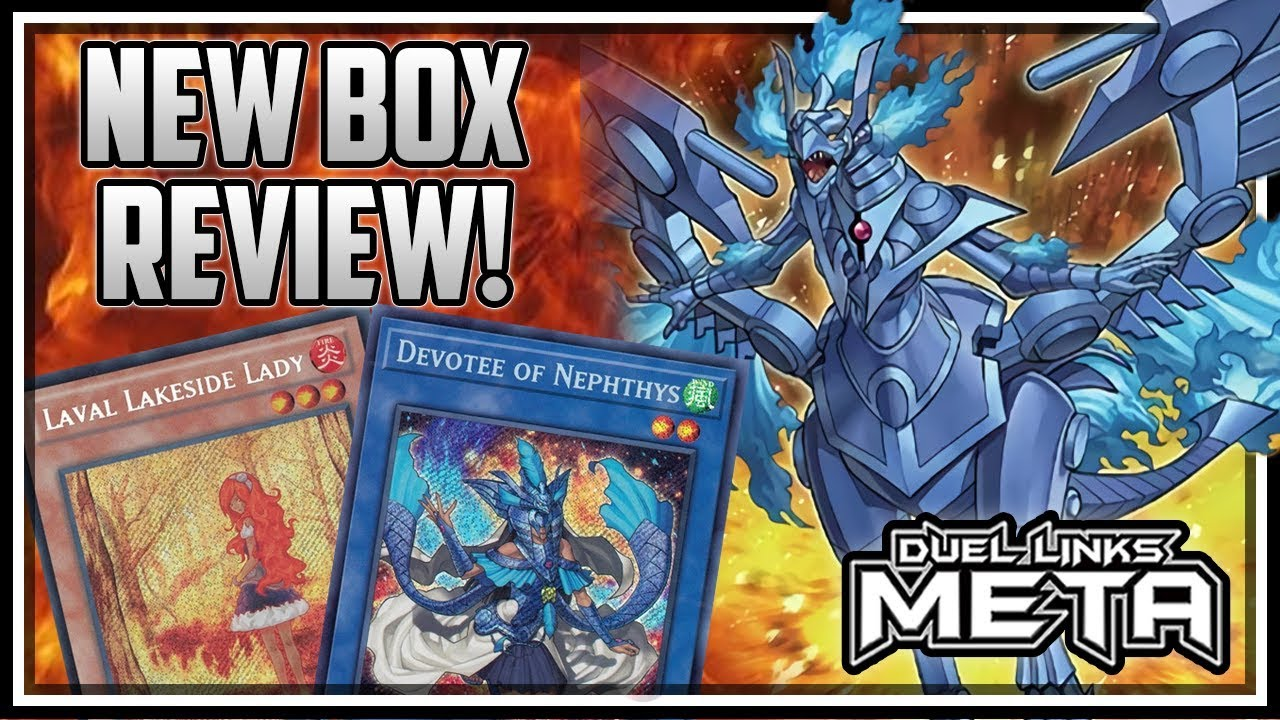 Box Review: Absolute Inferno | Duel Links Meta