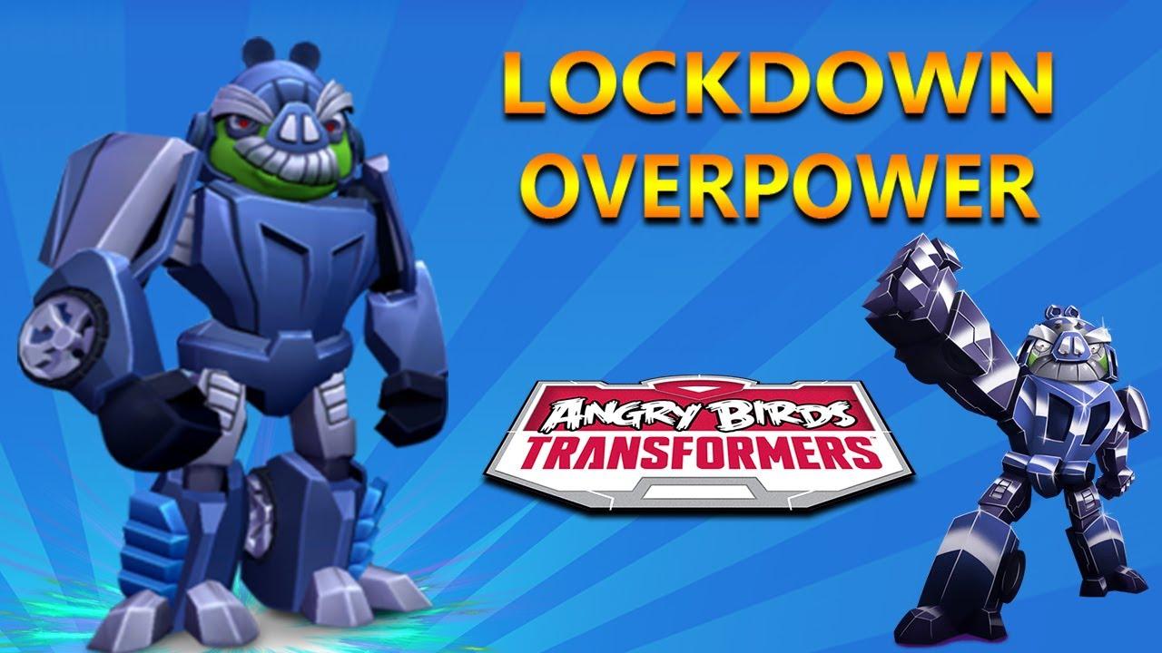 Lockdown Overpower Unlocked