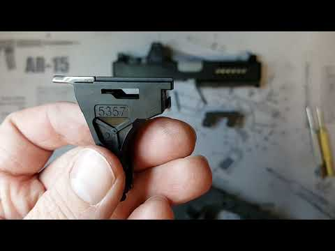 Repeat Glock 19 Gen 3 P80 Ejection Fix Part 1 by AlphaRomeo