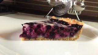 видео Черничный десерт