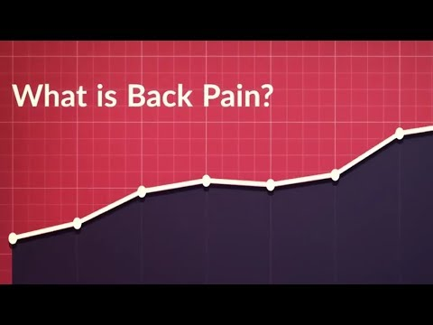 What Is Back Pain? (Muscle Or Ligament Strain)