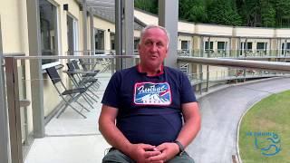 Интервью Юрия Викторовича Бородавко. Тренировочный сбор в Отепя (Эстония).