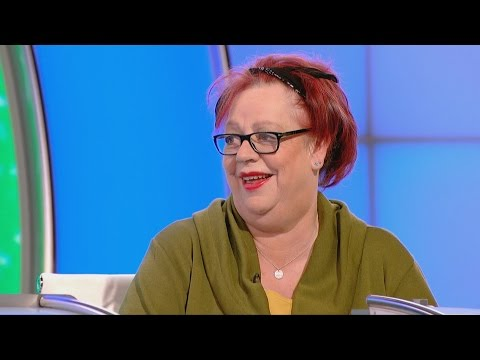 Did Jo Brand eat her Christmas dinner in the bath?  Would I Lie to You? Christmas Special  BBC One
