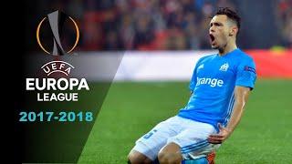Parcours OM en Europa League 2017/2018  Phases finales