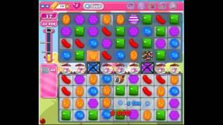 Candy Crush Saga Level 1665 No Boosters