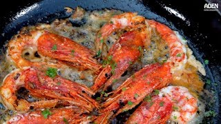 Gambero Rosso - The most expensive prawns in the world