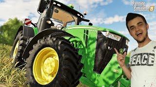 Farming Simulator 19 - John Deere, Mapy, Zwierzęta i Uprawy