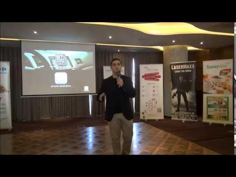 Adrian Enache - conferinta PR2Advertising.ro