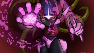 Megaman zero 3 Omega zero glitches