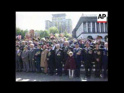 CIS - Former Soviet States Remember Those Killed I