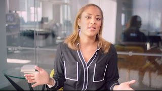 Amanda Seales on Speaking Up -- and Speaking Out
