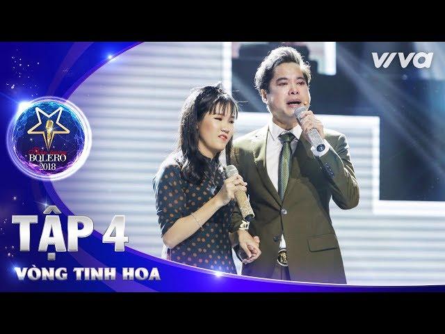 Hát Nữa Đi Em - Nguyễn Ngọc Quỳnh Trâm   Thần Tượng Bolero 2018   Tập 4 - Vòng Tinh Hoa