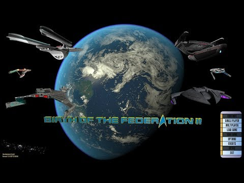 BOTF2 Projects 2017 Comparison Tour HD - Part 2/3: Birth of the Federation II