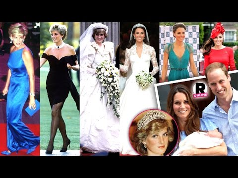 Is Kate Middleton the new Lady Di?