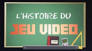 L'histoire du jeu vidéo, de 1958 à 2000