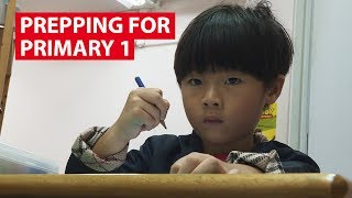 Prepping For Primary 1 | The Family Affair | CNA Insider