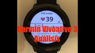 Análisis del Garmin Vivoactive 3