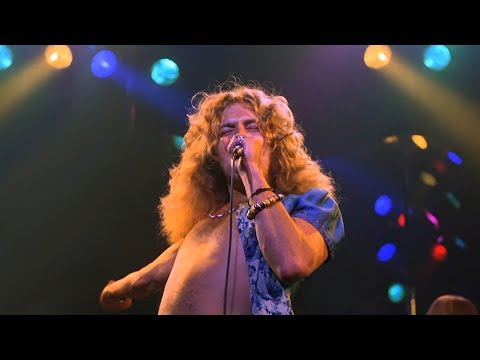 Led Zeppelin - Rock and Roll Live Video (Madison Square Garden 1973) Original Records