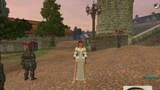 The story of A Blacksmith in South Qeynos of EQ2 and a lady. Song and music by Irish Band Distant Oaks.