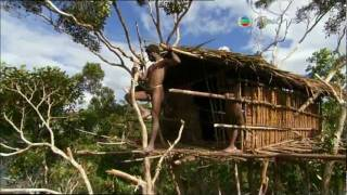 Download Video Building Treehouse in Jungle - Human《家》2011 MP3 3GP MP4