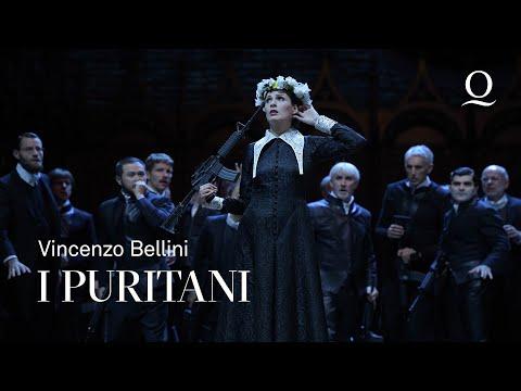 I PURITANI – Oper Von Vincenzo Bellini