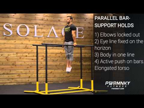 MONKEY METHOD- Parallel Bar Support Holds