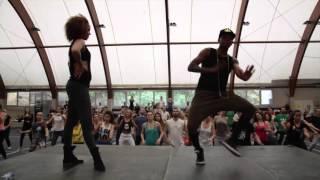 Реггетон танец (Reggaeton dance)