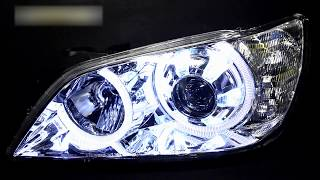 Фары Лексус 200 | Tuning headlights Lexus IS 200