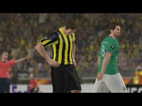 Beitar Jérusalem - Asse Barrage Aller Europa League PES 2016