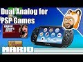 How To Install PSP Remastered Controls For PS Vita PSTV Dual Analog Adrenaline Plugins mp3