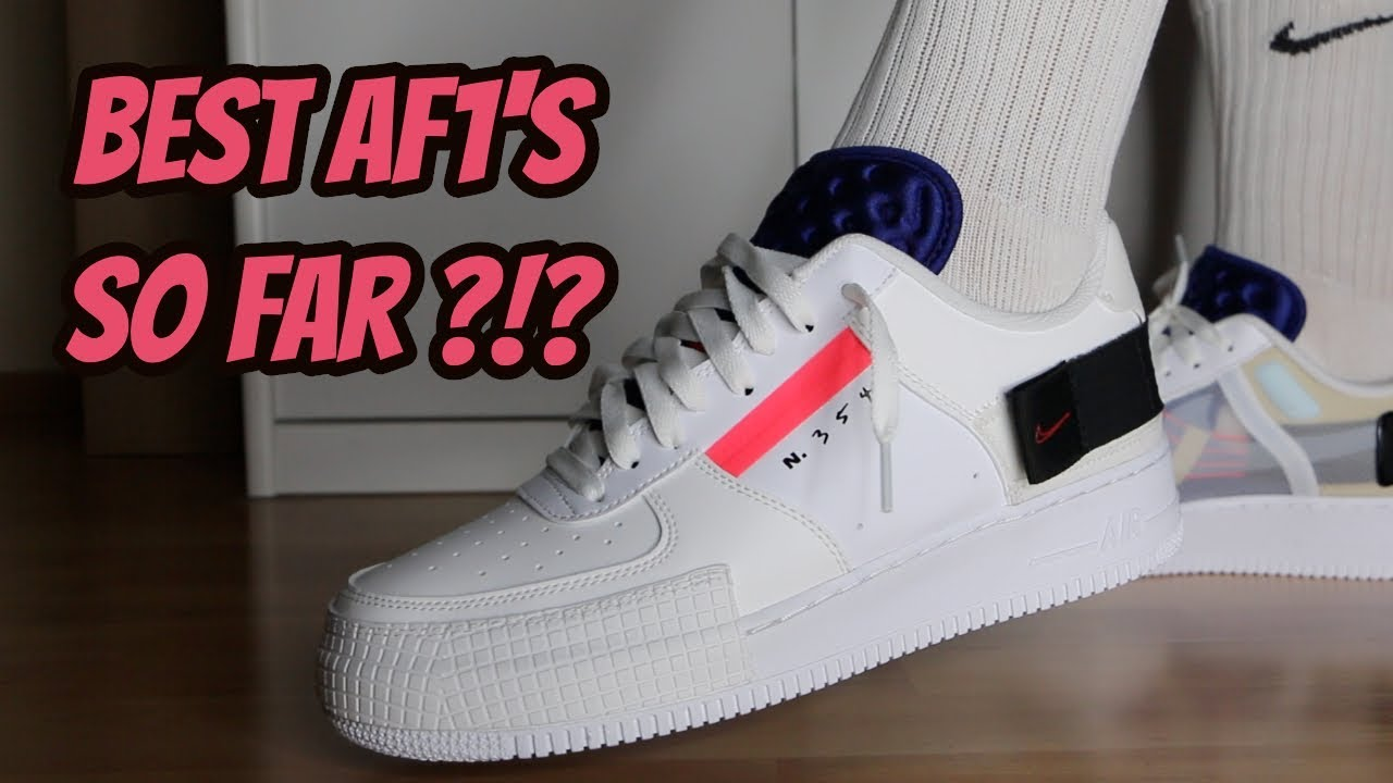 nike air force 1 type gs