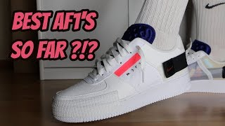 *TOP 5 THIS YEAR* Nike Air Force 1 Type Summit White REVIEW/ON-FEET
