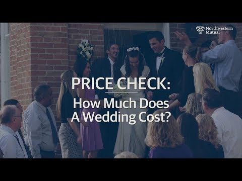 How Much Does A Wedding Cost Youtube