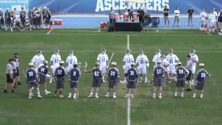 US Men s National Team vs. Notre Dame - Team USA Spring Premiere (Full Broadcast)
