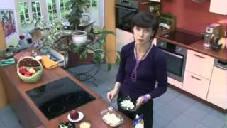 Новые салаты Рецепт салата Нежность