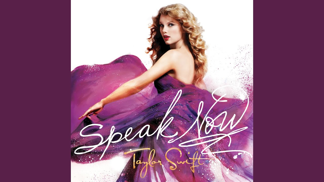Speak Now - YouTube