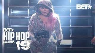 Lil Kim, Junior M.a.f.i.a. & More Shut Down The Stage With Classic Hits!   Hip Hop Awards '19