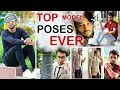 POSES FOR PHOTOSHOOT | PHOTOGRAPHY POSES FOR MEN | TOP MODEL POSES EVER | BY NAITIK MATHUKIYA