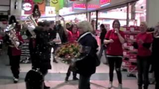 Flashmob OBS De Duizendpoot Geleen