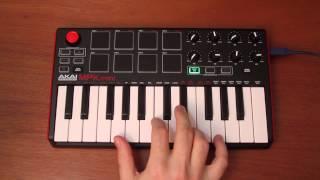 Akai MPK Mini 2 Review