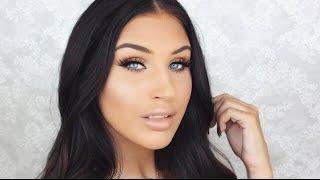 Bronze Drugstore Look | Summer Makeup Tutorial