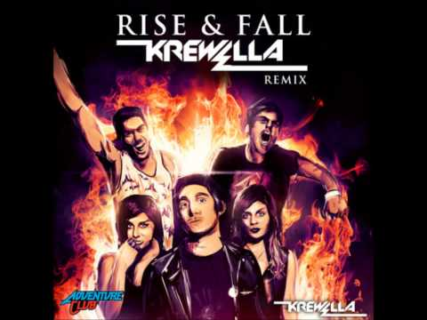 Adventure Club & Krewella  Rise & Fall  Krewella Remix