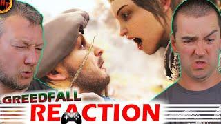 Greedfall STORY Trailer Reaction   E3 2019