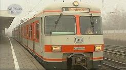 Abschied von der Baureihe 420 in München