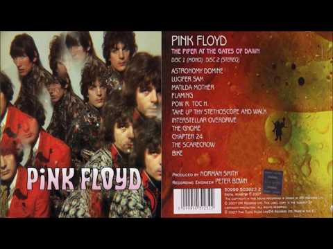 Pink Floyd: The Piper at the Gates of Dawn 1967