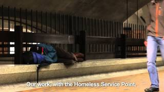 Homeless service - STM