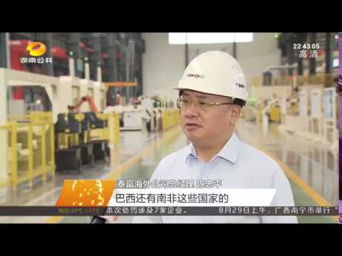 TIDFORE and BRICS 2017, Hunan News Network